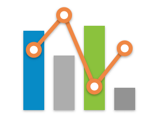 Advanced Javascript Application Framework Charting Package
