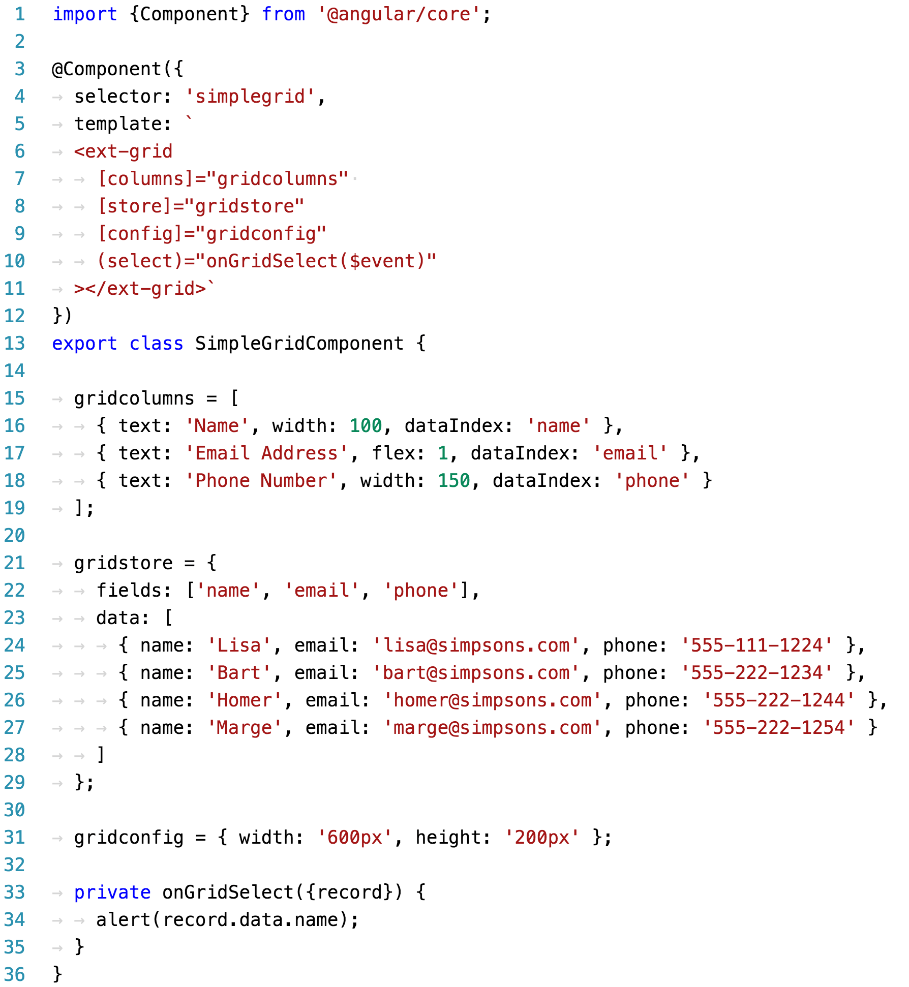 First Look: Ext JS Bridge to Angular 2 - Sencha com