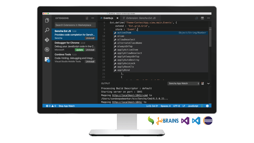 Visual Studio Code Plugin 1.0