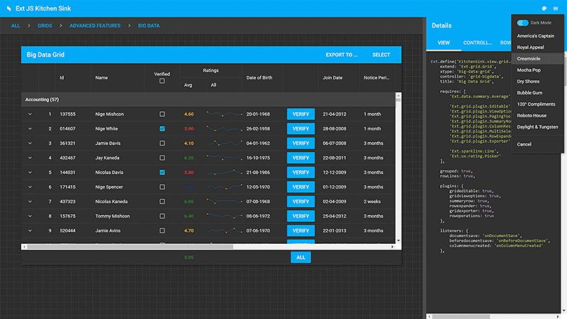 Ext JS Community Edition - Sencha com