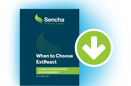 Whitepaper: When to Choose ExtReact